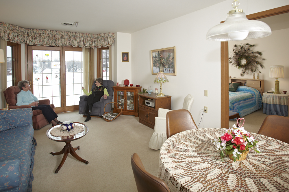 Marian Heights New London Wi Independent Senior Living